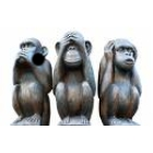 three monkies BIG